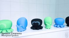Bluetooth waterproof speakers for your shower. | 27 Insanely Awesome And Inexpensive Things You Need For Your Bathroom