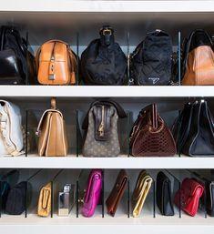 Click through for closet organization tips from Khloe Kardashian's closet guru!