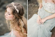 Grey wedding dress inspiration - Wedding Sparrow | Best Wedding Blog | Wedding Ideas