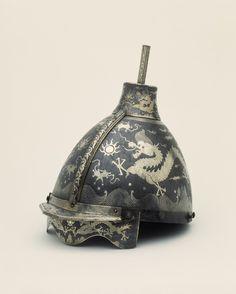Helmet Korea, 1550-1560 The Victoria & Albert Museum