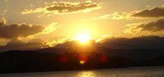 Lake Shastina Sunset.6-05