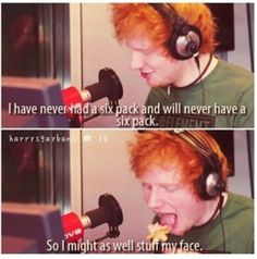 You and me are one, Ed