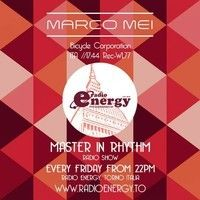 Master In Rhythm Podcast - 2014-03-21 Marco Mei by radio energy on SoundCloud
