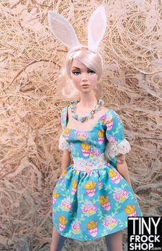 Barbie Easter Egg Dress| poppy