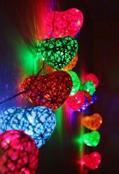 Hearts Y❤B <> Heart lights