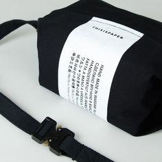 Gifts under €100: Transfer Bag 01 Black