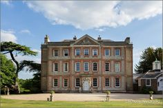 Georgian manor house events venue in Oxfordshire
