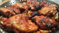 Treeman's BBQ Chicken and Veggie Surprise