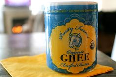 ::Ghee GMO free butter <<< Fat Sick and Nearly Dead was a real eye-opener. It's a movie about two people who are fat, eat like shit, & taking tons of nasty meds. They both change their whole lifestyle by implementing fresh juices into their daily diet. Suddenly ( gasp! ) they lose weight & don't have to take the handfuls of nightly medication.::