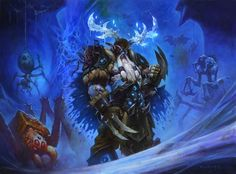 Malfurion the Pestilent - Hearthstone: Heroes of Warcraft Wiki
