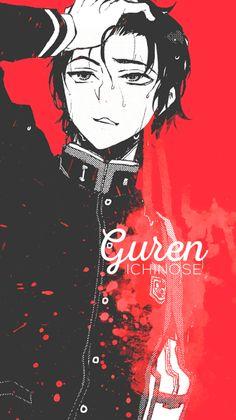 Guren Ichinose - Owari no Seraph - Seraph of the End