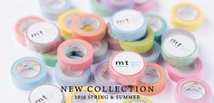 2016SS NEW COLLECTION | mt- masking tape -