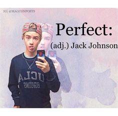 Jack Johnson♡ #magcon ♡