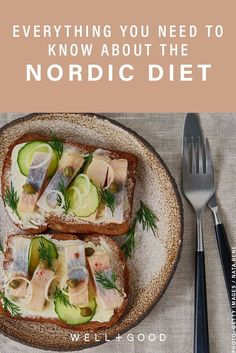 What is the Nordic diet, and is it as good for you as the Mediterranean diet? Here's what to know about the health benefits of the eating plan. Healthy Diet Tips, Healthy Snacks, Healthy Eating, Healthy Lifestyle, Scandinavian Diet, Norwegian Food, Norwegian Cuisine, Foods That Contain Fiber, Nordic Diet