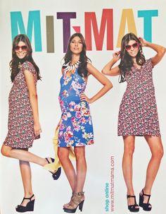 41d2900a432a Las 20 mejores imágenes de Mit Mat Mama Maternity fashion Catalogs ...