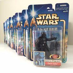 Vintage Star Wars Episode II AOTC Figure Lot, 41 Figures.