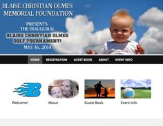 Blaise Olmes Foundation Website Foundation, Web Design, Website, Design Web, Website Designs, Foundation Series