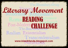Fanda Classiclit: Literary Movement Reading Challenge 2015