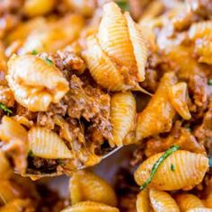 Classic Goulash - Dinner, then Dessert Taco Pasta Recipes, Ground Beef Pasta, Chicken Marinade Recipes, Homemade Tacos, Food Shows, Ground Beef Recipes, Pasta Dishes, Easy Dinner Recipes, Healthy Eating