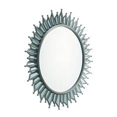 Glass Deco Mirror