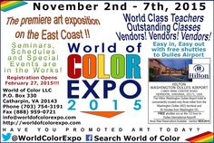 Get Ready For World of Color Expo 2015.  Reserve your hotel rooms today!
