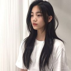 Haircuts For Long Hair, Long Hair Cuts, Long Asian Hairstyles, Asian Short Hair, Hair Cuts Asian, Asian Haircut, Poses References, Hair Reference, Long Layered Hair