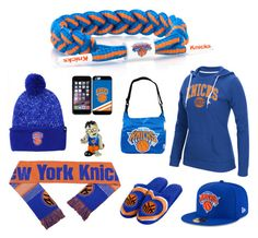 """New York Knicks"" by rastaclat-official ❤ liked on Polyvore featuring Rastaclat, adidas, '47 Brand, Coveroo, Forever Collectibles, New Era and Littlearth"