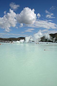 Blue Lagoon by Richard & Jo, via Flickr