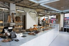 Liberté Patisserie Boulangerie by Benedict Castel in Paris, Photo by Mimi Giboin | Remodelista
