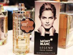 Legend Pour Femme Mont Blanc Feminino é um dos melhores perfumes para mulheres românticas