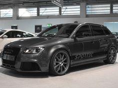 Sportec's 400-Plus HP Audi RS3 Sportback