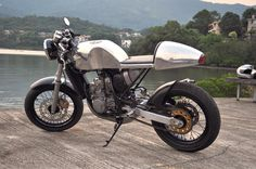 Honda CRM250. kdx idea?