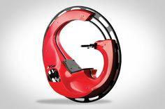 MOTORIZED MONOCYCLE