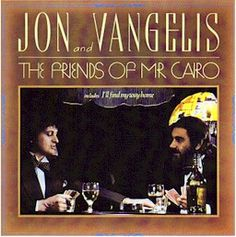 the best Jon and Vangelis album