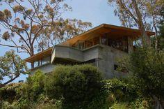 Jordan Residence, Laguna Beach, California_John Lautner, Architect