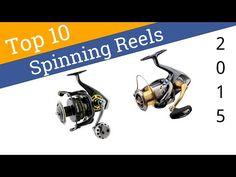 10 Best Spinning Reels 2015 - YouTube
