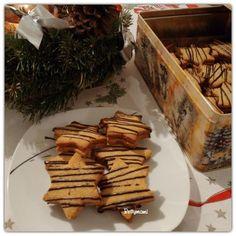 Nugátos mogyorós linzer | Betty hobbi konyhája Almond, Food And Drink, Breakfast, Awesome, Breakfast Cafe, Almonds
