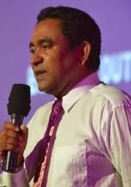 #Yameen Elected President of #Maldives