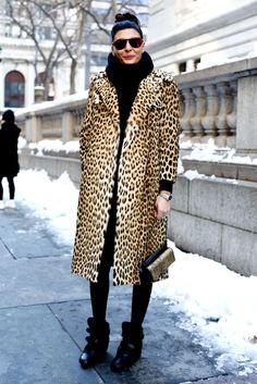 Streetstyle: Неделя моды в Нью-Йорке