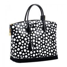 Louis Vuitton M91399 Lockit Mm Louis Vuitton Damen Taschen