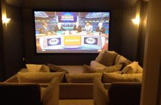 Check out this company if you are looking for surround sound installers who handle residential and commercial projects. They also provide television mounting and set-up services, among others.