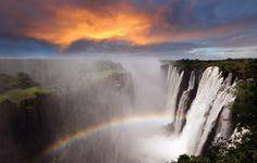 24 Breathtaking Waterfalls from around the World - BlazePress