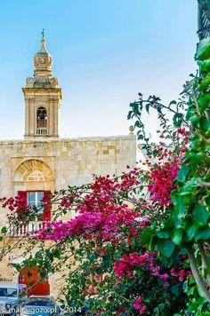 Mndina, Malta.