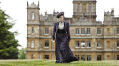Lady Violet Crawley of Downton Abbey