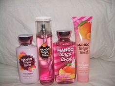 Bath & Body Works Mango Tango Twist Fragrance Mist,body Wash, Body Lotion, Cooling Gel Lotion Large Set  http://www.womenperfume.net/bath-body-works-mango-tango-twist-fragrance-mistbody-wash-body-lotion-cooling-gel-lotion-large-set/