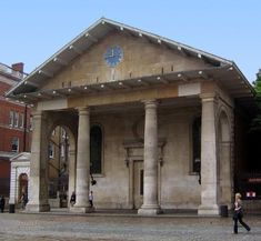 Inigo Jones Architecture | St Paul's, Covent Garden (Inigo Jones, 1631-33; renovated by Thomas ...