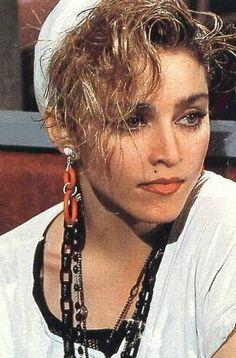 Madonna Madonna Rare, Madonna 80s, Lady Madonna, Madonna Fashion, 80s Fashion, Madonna Looks, La Madone, Madonna Photos, Lisa