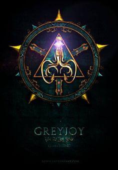 #GameOfThrones - Greyjoy