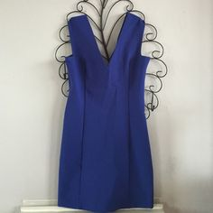 Zara Blue Dress
