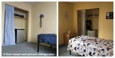 private Bedroom Renaissance Village Suites LLC Plattsburgh NY Student Housing